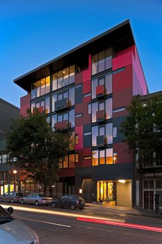 mixed use at 1111 east pike street, seattle