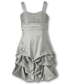 silver dresses for kids - Google Search