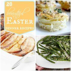 20 Easter dinner recipes