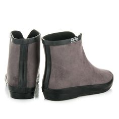 Rubber Rain Boots, Chelsea Boots, Ankle, Shoes, Fashion, Moda, Zapatos, Wall Plug, Shoes Outlet