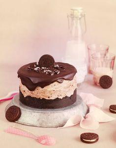 Cheesecake de Oreo ® - Megasilvita