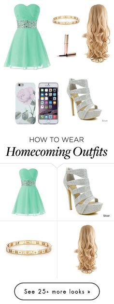 """Untitled #30"" by marceloj on Polyvore featuring Celeste, Tiffany & Co. and By Terry"
