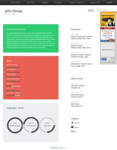 Mamba  One Page Bootstrap Template For Free   Bootstrap