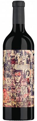 2018 Abstract California Orin Swift Cellars 750.00 Sauvignon Blanc, Pinot Noir, Kakao, Swift, Red Wine, Alcoholic Drinks, California, Abstract, Bottle