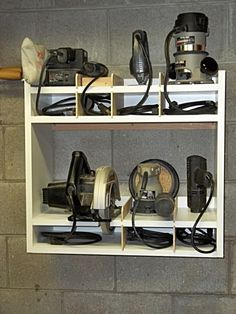 I need to build something like this for my power tools.