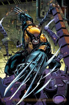 #Wolverine by Ryan Stegman