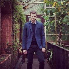 Our sexy cold blooded killer. #PaulSpector #JamieDornan