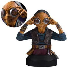 fb637522d292 Star Wars Maz Kanata Mini Bust · Maz KanataGiant StarGentle ...