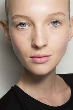 dolly lashes at Altuzarra spring 2015
