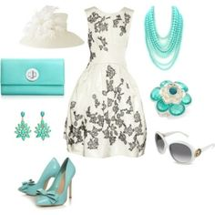 kentucky derby , must go and wear something like this