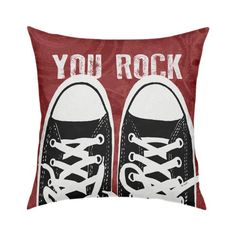You Rock Pillow.