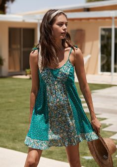 30ac609acd63 New Arrivals | Auguste The Label Palm Springs, Emerald, Boutique, Summer  Dresses,