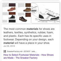 Sneaker Release, Design