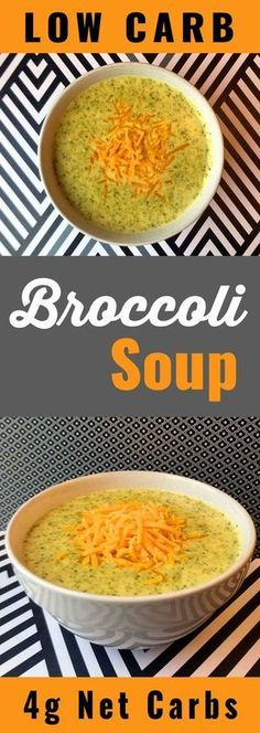 This recipe for broccoli cheese soup is Low Carb, Keto, Atkins, LCHF, and Gluten Free. Also, it is tasty.