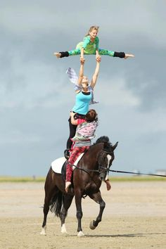 vaulting!     I dont think vaulters get nearly enough credit. What they do is amazing!