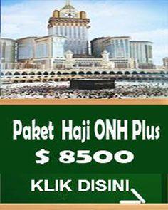 Paket Haji ONH Plus 2016 Aida Tour