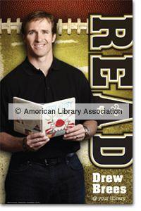 Drew Brees Poster - Posters - Bestsellers - ALA Store