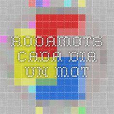 RodaMots - Cada dia un mot Catalan Language