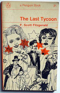 F. Scott Fitzgerald : The Last Tycoon by alexisorloff, via Flickr