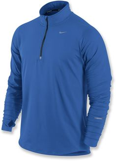 The men's Nike Element Half-Zip top offers the comfort you need to get out there, run hard and earn some endorphins. #REIGifts