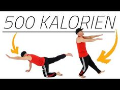 500 Kalorien Workout in 2019 verbrennen - Health - Global Websites Fitness Workouts, Hiit Workout At Home, Sport Fitness, At Home Workouts, Health Fitness, Gym For Beginners, Hiit Workouts For Beginners, Easy Workouts, Burn 500 Calories Workout
