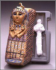 DIA: Ancient Egypt Lesson Plans: Mummies