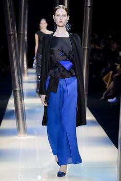 Défilé Giorgio Armani Privé printemps-été 2015 Haute couture | Le Figaro Madame