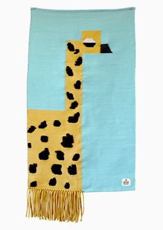 Rug by GUR  Art by Ana Types Type by RUGbyGUR on Etsy