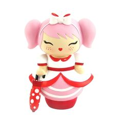 Bonnie momiji doll!  Bonnie skips with sunshine bows through candy skies that we don't know.