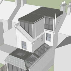 Loft Extension, Windsor - Holland and Green