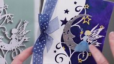 Paper Cuts Collection Fairy Edgers - Paper Wishes Weekly Webisodes Paper Cutting, Die Cutting, Wish, Card Making, Fairy, Paper Crafts, Crafty, Make It Yourself, Sue Wilson