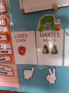Activity Games, Activities, Kindergarten, Thematic Units, Very Hungry Caterpillar, Eric Carle, Teacher Hacks, Pre School, Montessori