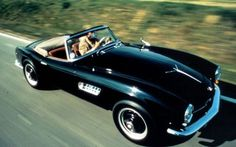 BMW 507 Roadster.....sigh...day dreaming about the scarf in my hair and the music id be singing to....