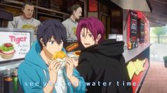 Spoilers] Free! Eternal Summer Episode 12 - episodes - Hummingbird ...