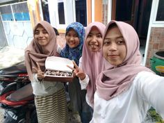 Surprise for my belated 20th birthday fom kucrut2 geomat... Thaks sist brownise e kemanisen