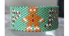 Gingerbread Man Tea Light Cover