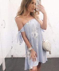 998dd5d2867  suzysogoyan Instagram suzy sogoyan light blue summer dress shoulder tie