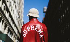Вещь— легенда: Одежда Supreme - http://themoodmagazine.ru/?p=17604