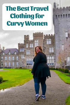 Looking for the best plus size travel clothing for women? I'm sharing my favourites. From dresses to leggings, coats to swimsuits, convertible wear and more, here are my picks for the best travel clothing for curvy women. Source by clothes women Plus Size Travel Clothes, Best Travel Clothes, Travel Clothes Women, Travel Clothing, Travel Outfits, Travel Wear, Travel Style, Travel Fashion, 60 Fashion