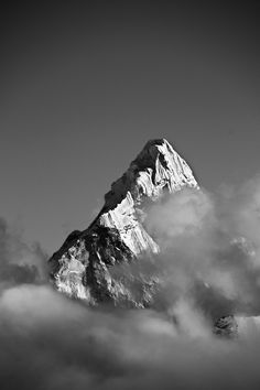 Ama Dablam #Mountains #Outdoors