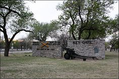 Fort Sill, OK (lived here for six months and several years later, moved back for 4 1/2 years.)