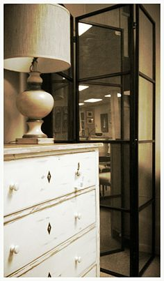 Clean White Dresser@ OP Jenkins Furniture and Design