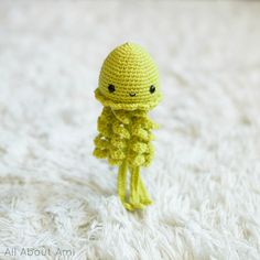@Christina Childress Childress Childress Childress & Black You can make me one of these crochet jellyfish!