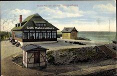 Ak Mielno Großmöllen Pommern, Blick auf die Ostsee - 1931433