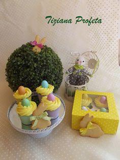cup cake pasqua