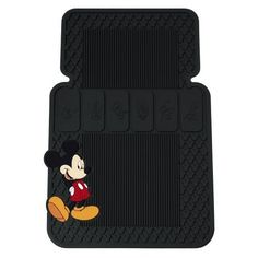 FLOOR MATS -- MICKEY MOUSE (POCKET) Plasticolor http://www.amazon.com/dp/B0013GE55Q/ref=cm_sw_r_pi_dp_HcM8tb14SZPGY