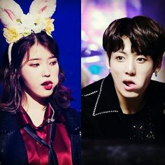 Iu e Jungkook Iukook e Kooku shipper edit Kpop Couples, Foto Real, Korean Actors, Korean Drama, Kdrama, Actors & Actresses, Ships, Scene, Fan