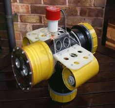 homemade underwater rov - Google Search