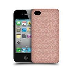 HEAD CASE VICTORIAN TAUPE PATTERN SNAP-ON GLOSSY BACK CASE FOR APPLE iPHONE 4 4S | eBay