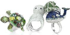 more fun animal rings